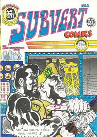 Cover Thumbnail for Subvert (Rip Off Press, 1970 series) #1