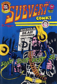 Cover Thumbnail for Subvert (Rip Off Press, 1970 series) #2