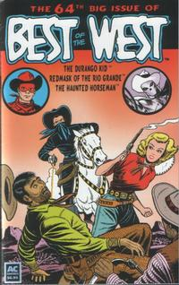 Cover Thumbnail for Best of the West (AC, 1998 series) #64