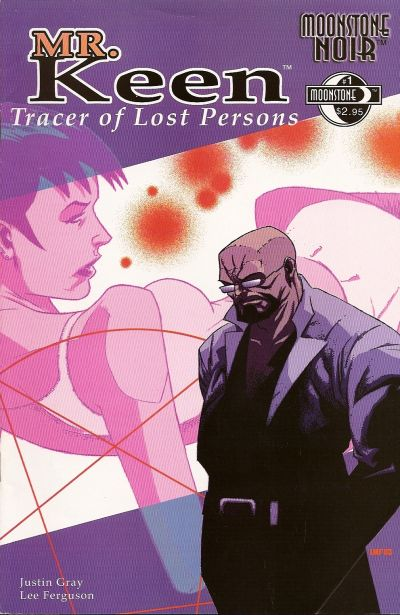 Cover for Moonstone Noir: Mr. Keen, Tracer of Lost Persons (Moonstone, 2003 series) #1