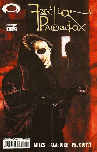Cover for Faction Paradox (Image, 2003 series) #1