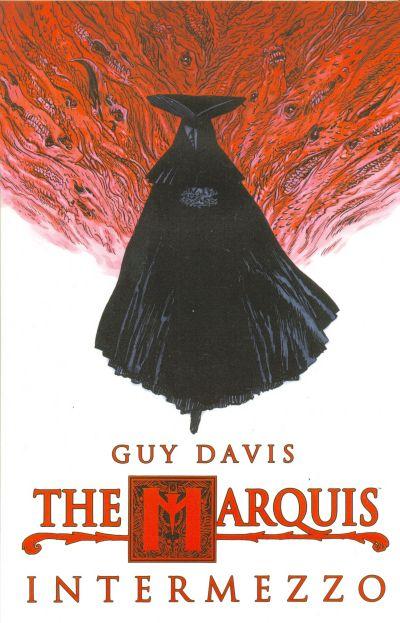 Cover for The Marquis (Oni Press, 2001 series) #II - Intermezzo