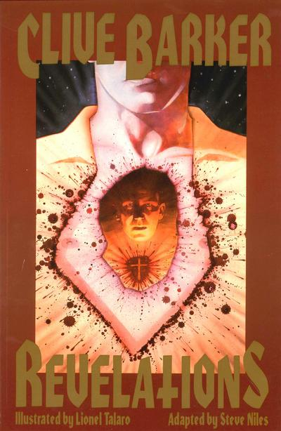 Cover for Clive Barker: Revelations (Eclipse, 1992 series)
