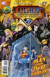 Cover for The Legion of Super-Heroes in the 31st Century (DC, 2007 series) #13 [Direct Sales]