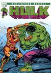 Cover for Biblioteca Marvel: Hulk (Panini España, 2005 series) #21