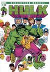 Cover for Biblioteca Marvel: Hulk (Panini España, 2005 series) #25