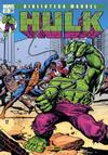 Cover for Biblioteca Marvel: Hulk (Panini España, 2005 series) #27
