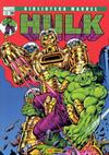 Cover for Biblioteca Marvel: Hulk (Panini España, 2005 series) #28