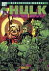Cover for Biblioteca Marvel: Hulk (Panini España, 2005 series) #33