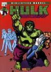 Cover for Biblioteca Marvel: Hulk (Panini España, 2005 series) #35