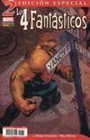 Cover for Los 4 Fantásticos (Panini España, 2006 series) #2