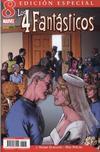 Cover for Los 4 Fantásticos (Panini España, 2006 series) #8