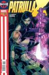 Cover for Patrulla-X (Panini España, 2006 series) #9