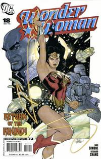 Cover Thumbnail for Wonder Woman (DC, 2006 series) #18