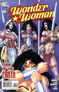 Cover Thumbnail for Wonder Woman (DC, 2006 series) #20