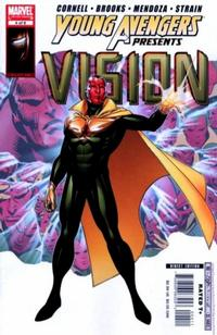 Cover Thumbnail for Young Avengers Presents (Marvel, 2008 series) #4