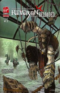 Cover Thumbnail for Ramayan 3392 AD Reloaded (Virgin, 2007 series) #3
