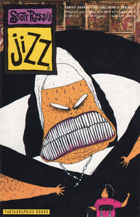 Cover Thumbnail for Jizz (Fantagraphics, 1991 series) #1