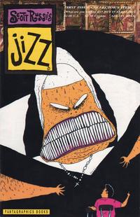 Cover Thumbnail for Jizz (Fantagraphics, 1991 series) #1