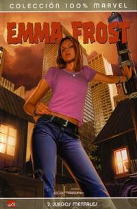 Cover Thumbnail for 100% Marvel: Emma Frost (Panini España, 2005 series) #2