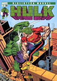 Cover Thumbnail for Biblioteca Marvel: Hulk (Panini España, 2005 series) #23