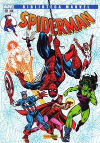 Cover Thumbnail for Biblioteca Marvel: Spiderman (Panini España, 2005 series) #41