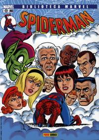 Cover Thumbnail for Biblioteca Marvel: Spiderman (Panini España, 2005 series) #46