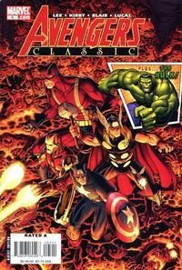 Cover Thumbnail for Avengers Classic (Marvel, 2007 series) #5