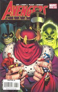 Cover Thumbnail for Avengers Classic (Marvel, 2007 series) #6