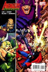 Cover Thumbnail for Avengers Classic (Marvel, 2007 series) #7