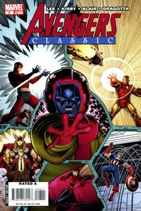 Cover Thumbnail for Avengers Classic (Marvel, 2007 series) #8