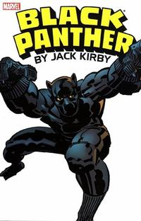 Cover Thumbnail for Black Panther by Jack Kirby (Marvel, 2005 series) #1