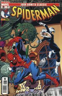 Cover Thumbnail for John Romita Classic Spiderman (Panini España, 2005 series) #77