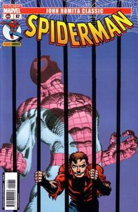 Cover Thumbnail for John Romita Classic Spiderman (Panini España, 2005 series) #82