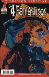 Cover Thumbnail for Los 4 Fantásticos (Panini España, 2006 series) #1