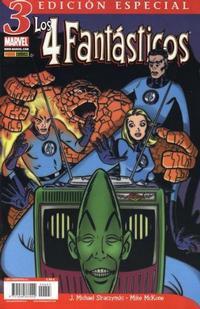 Cover Thumbnail for Los 4 Fantásticos (Panini España, 2006 series) #3