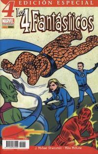 Cover Thumbnail for Los 4 Fantásticos (Panini España, 2006 series) #4