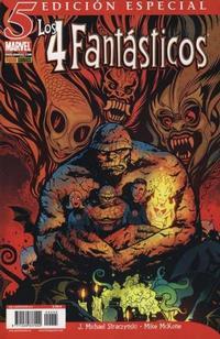 Cover Thumbnail for Los 4 Fantásticos (Panini España, 2006 series) #5