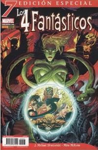 Cover Thumbnail for Los 4 Fantásticos (Panini España, 2006 series) #7