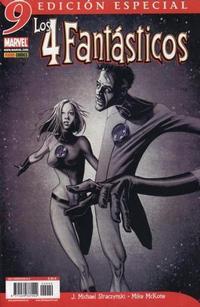 Cover Thumbnail for Los 4 Fantásticos (Panini España, 2006 series) #9