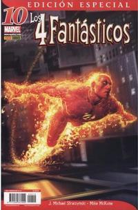 Cover Thumbnail for Los 4 Fantásticos (Panini España, 2006 series) #10