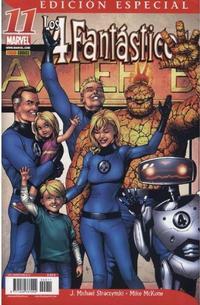 Cover Thumbnail for Los 4 Fantásticos (Panini España, 2006 series) #11