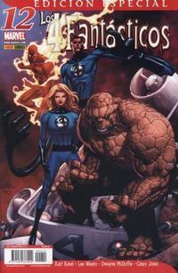 Cover Thumbnail for Los 4 Fantásticos (Panini España, 2006 series) #12