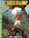 Cover for Dr. Watchstop: Adventures in Time and Space (Eclipse, 1989 series) #[nn]