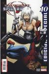 Cover for Ultimate Spiderman (Panini España, 2006 series) #10
