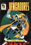 Cover for Los Vengadores (Ediciones Vértice, 1981 series) #2