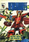 Cover for Los Vengadores (Ediciones Vértice, 1981 series) #3