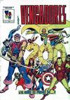 Cover for Los Vengadores (Ediciones Vértice, 1981 series) #4