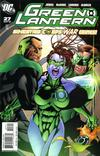 Cover for Green Lantern (DC, 2005 series) #27