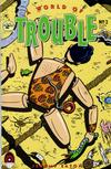 Cover for A World of Trouble (Black Eye, 1995 series) #2